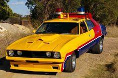 Road Warrior Falcon | Die Dienstwagen der Main Force Patrol, der australischen Polizei in ...