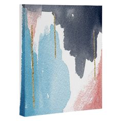 Social Proper Moving Mountains Art Canvas | DENY Designs Home Accessories