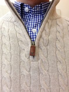 Preppy preppy preppy! My husband so better wear this!!