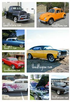 For the dreamers and car addicts, take a look at these gorgeous vintage cars! They're all for sale, now! #Cars #Vintage #Classic #UsedCars | UsedEverywhere.com #UsedHelps
