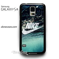 nike ocean case for Samsung Galaxy S5 Case