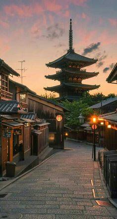 Calle de Japón