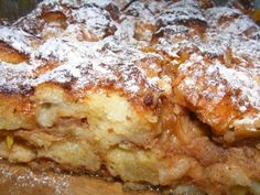 Slovak Recipes, Czech Recipes, Snack Recipes, Cooking Recipes, Snacks, Eastern European Recipes, Bunt Cakes, What To Cook, Sweet Desserts