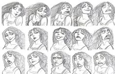 Mother Gothel- Tangled
