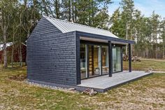 Modern Tiny Cabin For Sale 0014