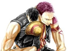 One Piece Ship, 0ne Piece, Girl Quotes, Beautiful Men, Fangirl, Animation, Pairs, Anime, Charlotte