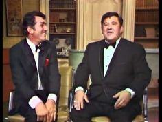Dean Martin and Buddy Hacket                                                                                                                                                     More