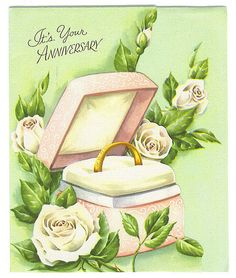 It's Your Anniversary card by Tommer G, via Flickr