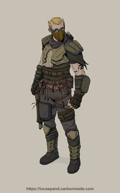 Character design, Lucas Pandolfelli on ArtStation at https://www.artstation.com/artwork/51qlz