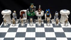 Star Wars: The Empire Strikes Back Lego Chess by icgetaway