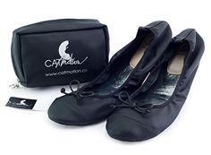 2fd5895a0f79b2 CatMotion Chaussures Confortables Pliantes dans Votre Sac à Main,  Ballerines pour Dames, After Party, Chaussures Pliantes de Mariage,  Chaussures de Poche, ...