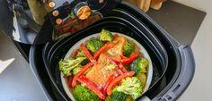 Airfryer recepten - De lekkerste airfryer gerechten   Lekker en Simpel Nachos, Japchae, Green Beans, Broccoli, Vegetables, Ethnic Recipes, Food, Lasagna, Essen