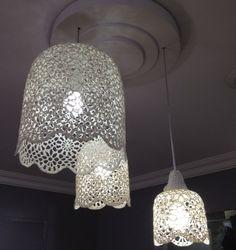 Lampe GOA muno lampe luminaire crochet