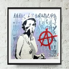 Anarchy Print