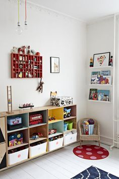 Especially for you who lives in a small area, of course space savings is one of the most challenging for making the room livable and comfortable. Here are some ideas for some space savings on the kids room. Ideas Habitaciones, Ideas Dormitorios, Space Saving Furniture, Furniture Ideas, Kids Room Design, Deco Design, Kid Spaces, Kids Decor, Decor Ideas