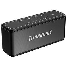 Tronsmart Mega Bluetooth Speaker W 15 Hour Playtime TWS Dual Driver Port for sale online Apple Iphone, Passive Radiator, Bass, Samsung, Bluetooth Speakers, Portable, Laptop, Digital, Crisp