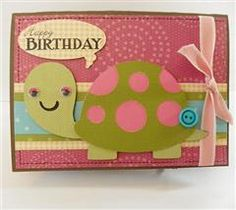 Easy fast kids cards get well soon maremis small art project center happy birthday turtle card create a critter bookmarktalkfo Images
