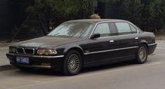 BMW E38 L7 Limousine
