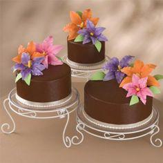 Wilton Cakes and Treats Display Set - Taart & Cupcake Standaards - Presentatie & Verpakkingen - producten | Deleukstetaartenshop.nl
