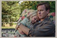 Film American Pastoral Ewan so cool❤️