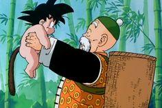 'Dragon Ball' Creator Akira Toriyama Reveals The Identity Of Goku's Mother Dragon Ball Z, Z Wallpaper, Kid Goku, Anime Reccomendations, Photos Du, Akira, Fun Facts, Childhood, Geek Stuff