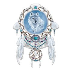 Dreamcatcher Wall Decor: Dream Guardians by The Bradford Exchange Bradford Exchange http://smile.amazon.com/dp/B00BC659R0/ref=cm_sw_r_pi_dp_0q4fub17B07KN
