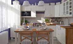 Seznam - najdu tam, co neznám Kitchen, Table, Furniture, Design, Home Decor, Cooking, Decoration Home, Room Decor, Kitchens