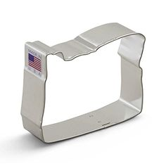 Ann Clark Oregon Cookie Cutter  325 Inches  Tin Plated Steel * Check out the image by visiting the link.
