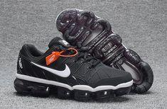 6ea38e1cd1 Nike Air Max 2018 High Quality Nike Air Max 2018 Nike Air VaporMax Flyknit  New Rlease 2017 Grey Black Fashion Sports Shoe For Discount