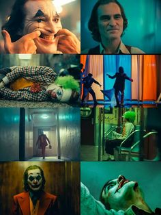 The aesthetic of the movie(Joker) looks really good