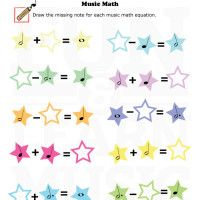 musical math worksheets music math worksheets worksheets for Music Lessons For Kids, Music Lesson Plans, Music For Kids, Music Math, Music Classroom, Fun Music, Teaching Orchestra, Piano Teaching, Music Theory Worksheets