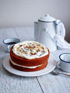 London Fog Earl Grey Tea Cake .
