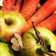 Fruits & vegetables still life