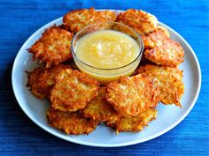 Use this recipe to make Potato Latkes in your food processor.