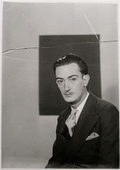 Salvador Dali | MONDOBLOGO: man ray portraits kill me....