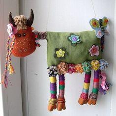 текстильные игрушки - Google otsing