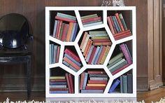 Opus Shelving System — Bookcases -- Better Living Through Design