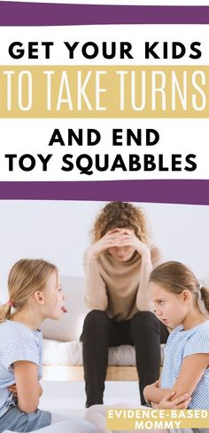 Teach your kids to share toys! Better yet, teach kids to take turns. You'll teach kids generosity too. Positive parenting tips | Help siblings get along | Help siblings not fight | life with littles |preschooler tips Peaceful Parenting, Gentle Parenting, Parenting Hacks, Rules For Kids, Every Mom Needs, Positive Discipline, Attachment Parenting, Breastfeeding Tips, Baby Hacks