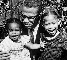 Beloved Malcolm.