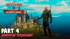 WITCHER 3: BLOOD AND WINE - Part #4 - LETS PLAY with Commentary - MESSYP...