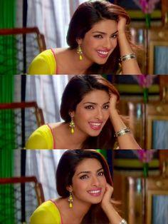 Priyanka Chopra in Baarsat Priyanka Chopra, Madhuri Dixit, World's Most Beautiful, Bollywood Stars, Deepika Padukone, Film, Babe, Happy Birthday, Celebrity