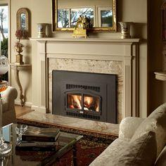 Fireplace Inserts | Wood Fireplace Inserts | Fireplaces - San Francisco Bay Area