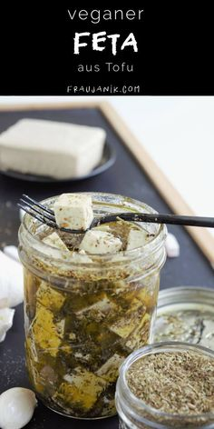 making vegan feta from tofu itself - Ideen fürs Essen - Cake Design Desert Recipes, Raw Food Recipes, Healthy Recipes, Cheese Recipes, High Calorie Meals, Vegan Cheese, Going Vegan, Raw Vegan, Energy Snacks