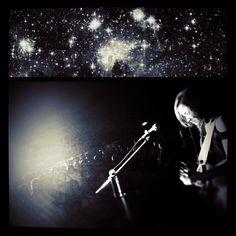 ...the gig last night was awesome!  We LITERALLY played under a canopy of stars! Awesome crowd too! #music #barbiealmalbis #cabanatuan #gig #diptic - @rogeralcantara- #webstagram