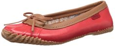 Chooka Women's Duck Skimmer Flat ** Click image for more details.