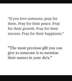 Ya Rabb... give my loved ones all the best (in this Dunya and the Akhirah) same like how i want the best for myself ❤️