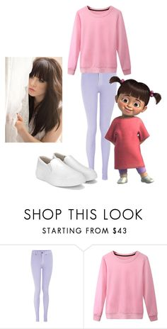 """""""Boo"""" by indianna28-2002 ❤ liked on Polyvore featuring Dr. Denim and INC International Concepts"""