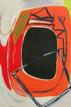 Peter Lanyon (1911-1964) één van de belangrijkste kunstenaars te ontstaan in het naoorlogse Groot-Brittannië. Hij schilderde van constructivisme tot Abstract Expressionisme een stijl die in de buurt van Popart komt. Hij maakte ook constructies, aardewerk en collage .