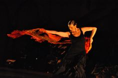 Bailaora Paloma Gomez - Flamenco, Chicago 2012 ©Amor Montes de Oca #dance #Flamenco #Spain