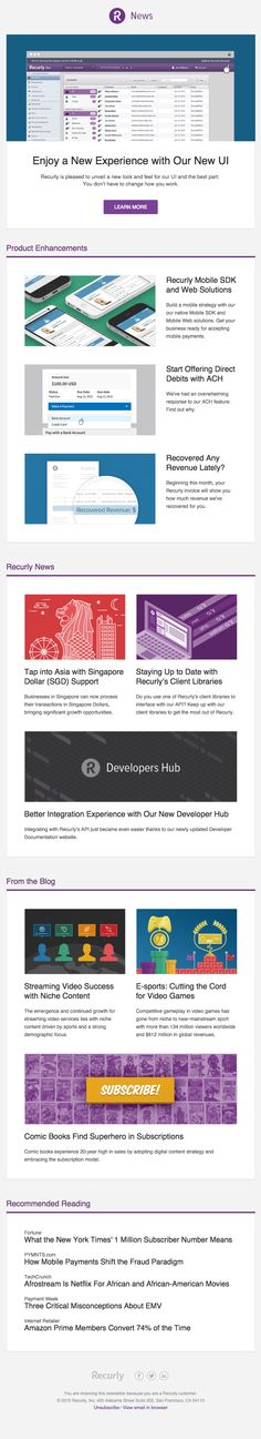 community-is-newsletter-examplepng eail design Pinterest - example news letter
